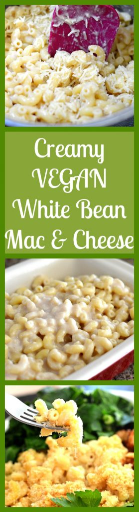 White Bean Mac & Cheese