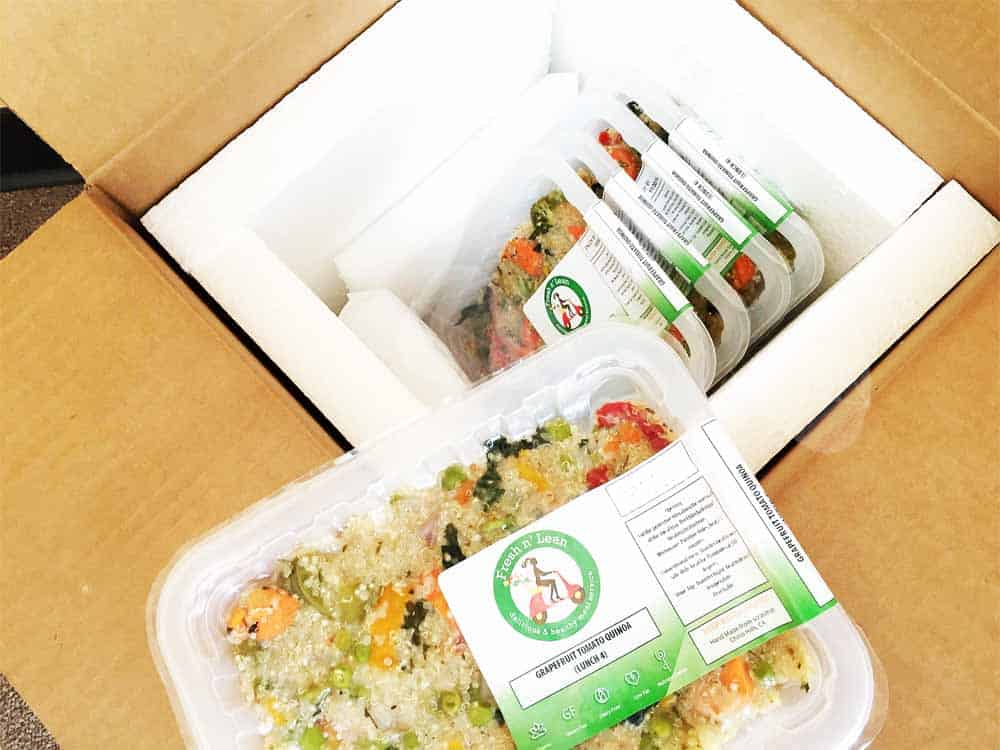 REVIEW: Fresh n' Lean Meal Service