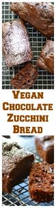 Vegan Chocolate Zucchini Bread Long Pin