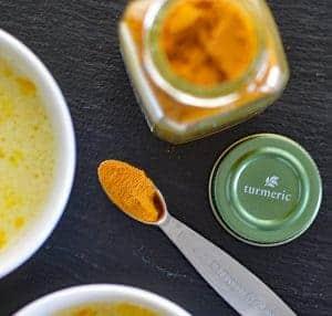 Vegan Golden Milk (Hot or Iced) Measuring Spoon
