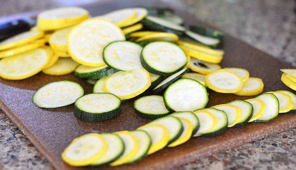 Vegan Summer Squash and Corn Tart