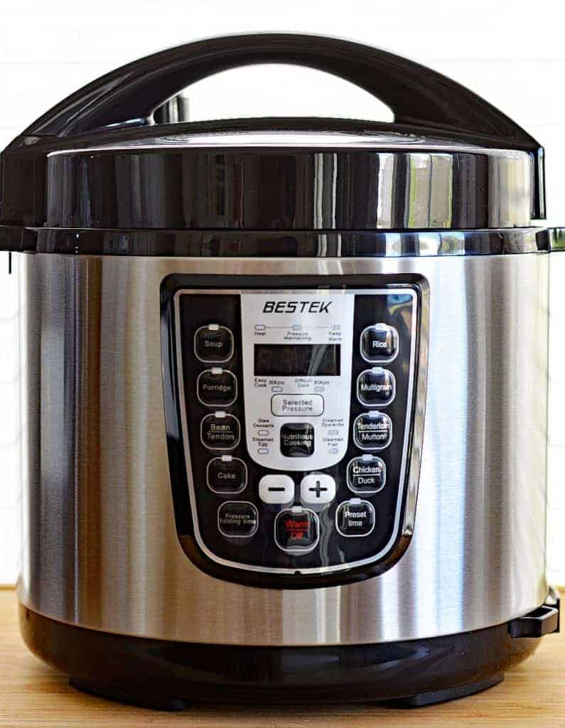 REVIEW: BESTEK Electric Pressure Cooker