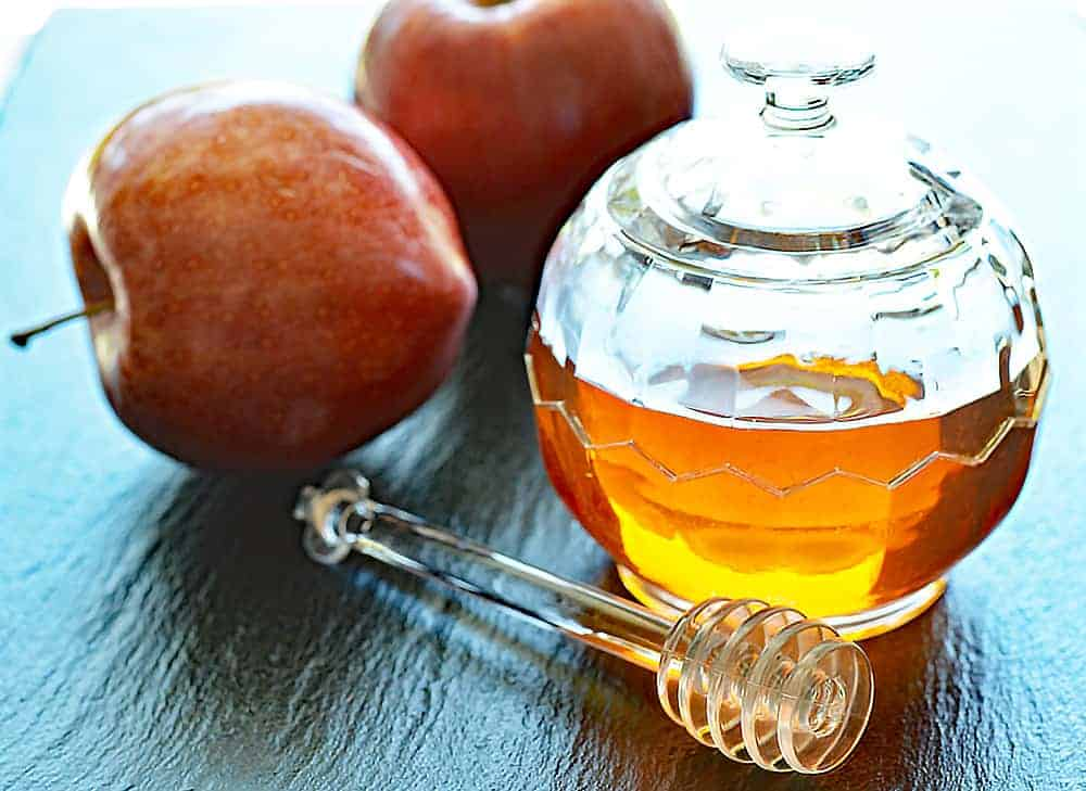 Vegan Apple Honey