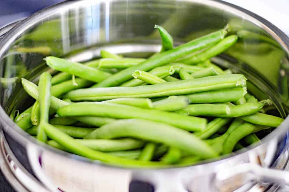 Easy Vegan Green Bean Casserole