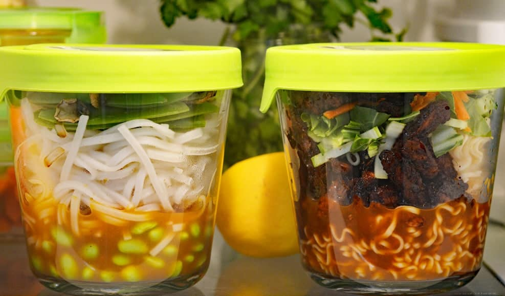 DIY Instant Soup Cups: Just Add Water! - Living Vegan