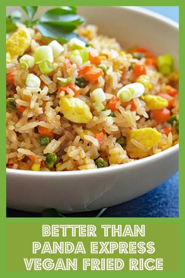 Better Than Panda Express Fried Rice Pinterest Pin