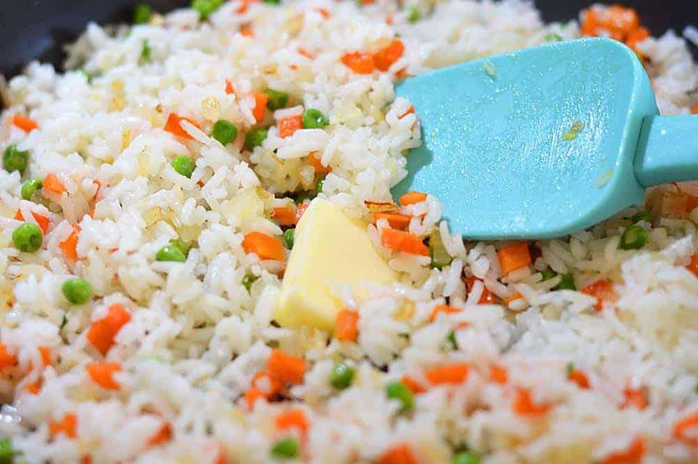 Better Than Panda Express Fried Rice Vegan Butter
