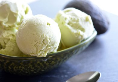 Vegan Avocado Ice Cream Recipe
