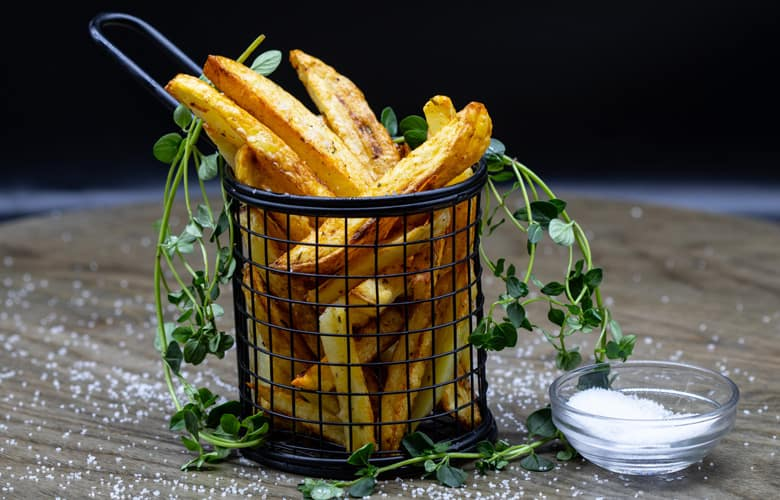 air-fried-potato-fries