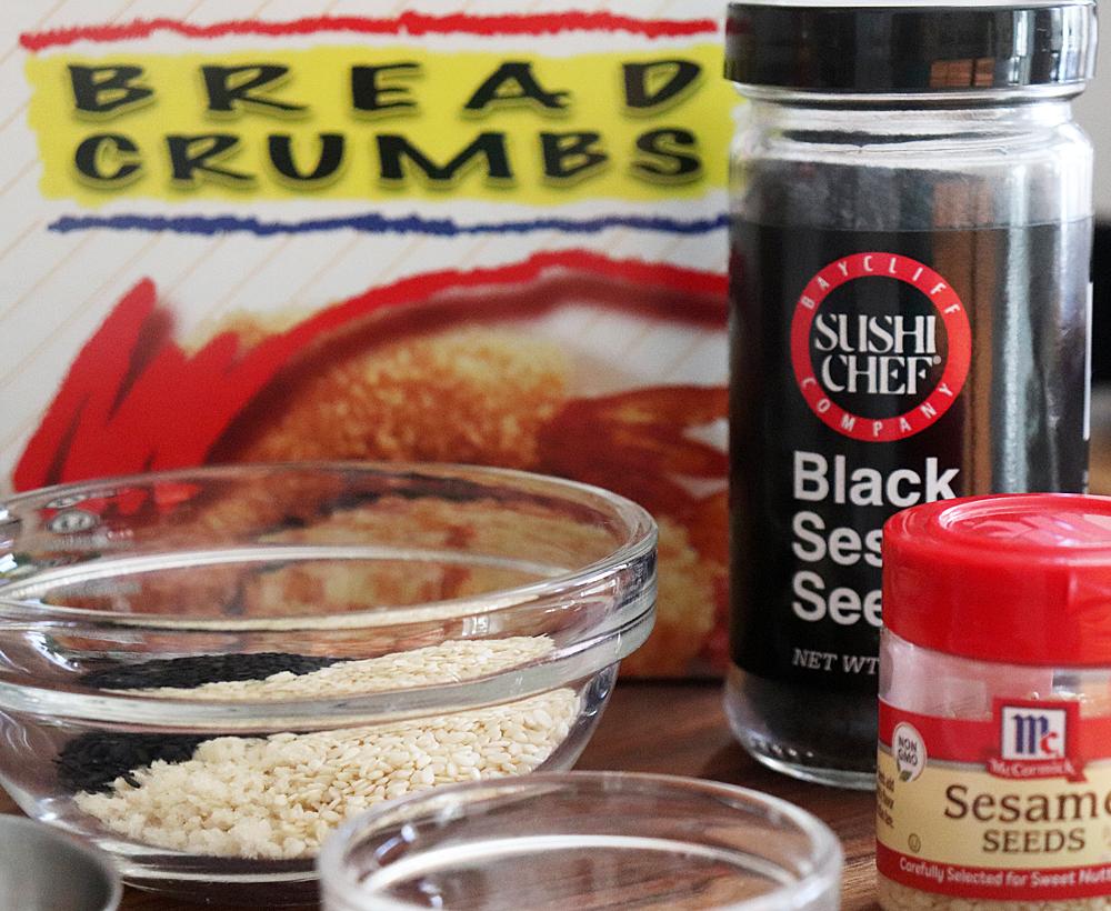 Sesame Panko Ingredients